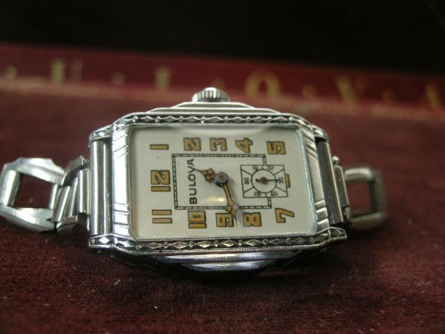 [1931 Bulova watch