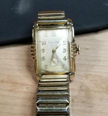 1954 Bulova watch