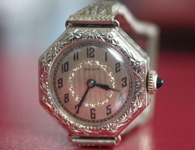 1922 10A Bulova watch