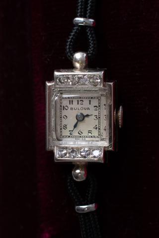 1946 Bulova Duchess watch