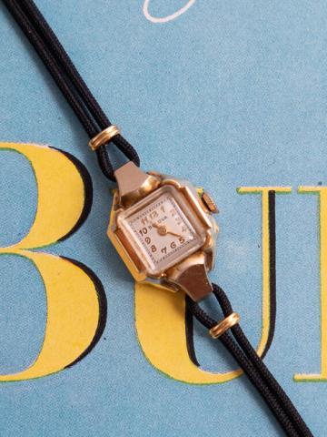 1949 Bulova Her Excellency F watch