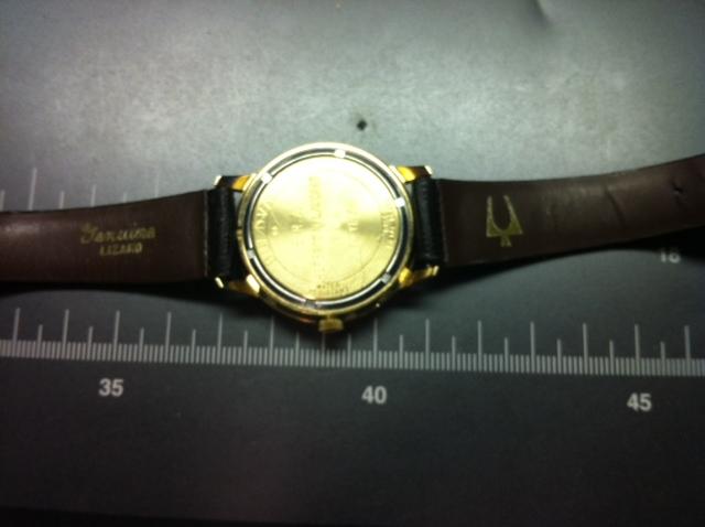 1978 Bulova watch