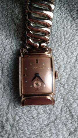 1945 Bulova watch