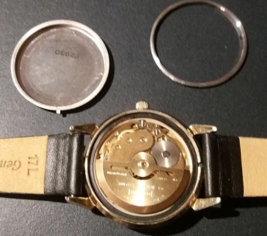 1973 Bulova watch