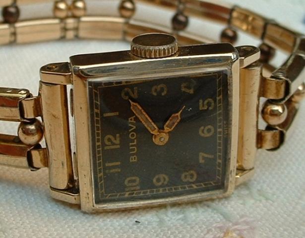 1944 Bulova Milatary Miss watch