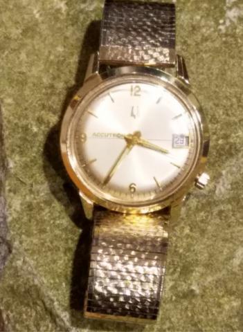 1969 Bulova Accutron Watch