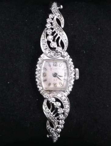 1961 Bulova LaPetite watch
