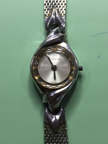 1959 Bulova Lido B watch