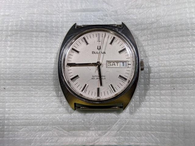 1969 Bulova International watch
