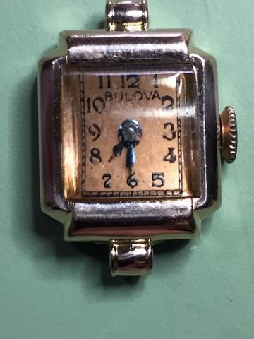 1946 BulovaChristine B  watch