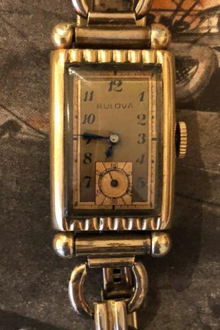 1939 Bulova Captain watch
