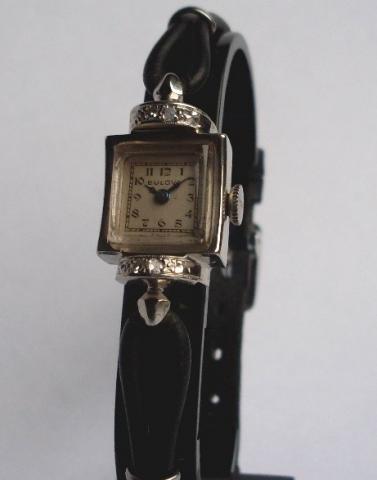 1946 Bulova Arline watch