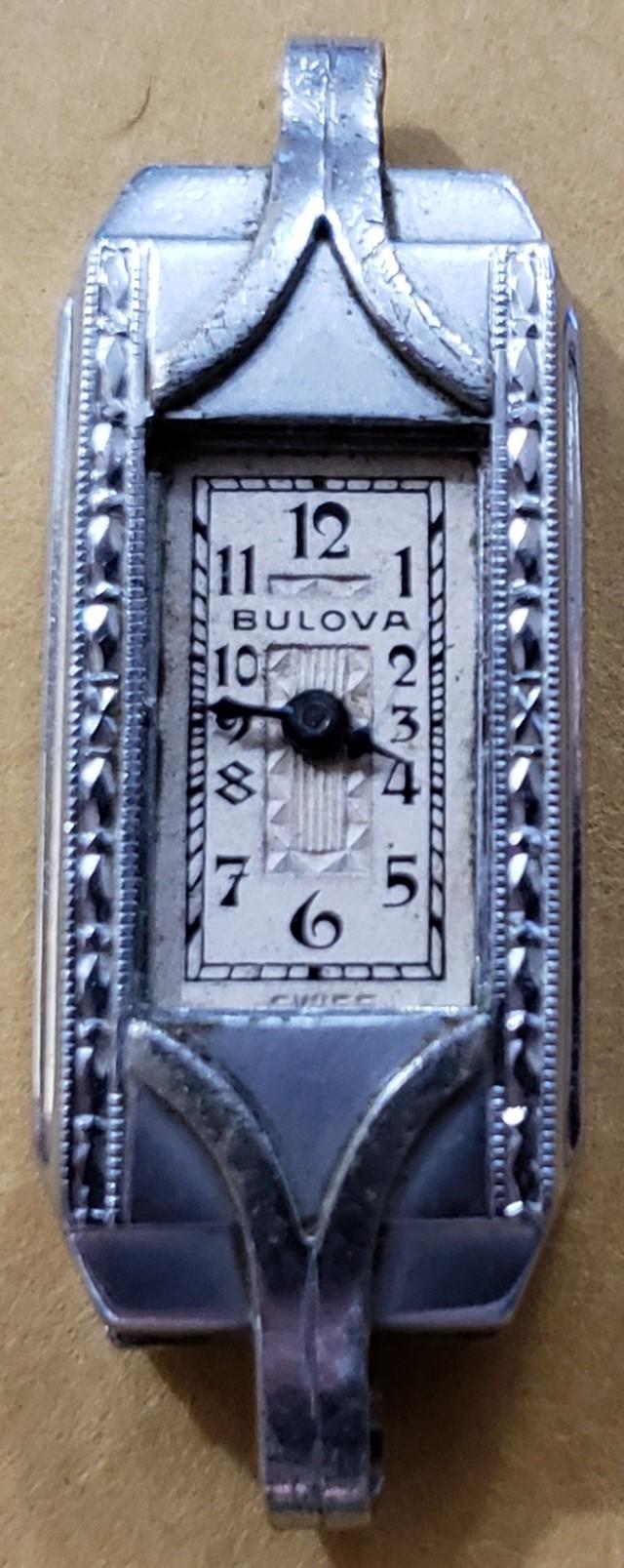 1930-31 Bulova Jeanette