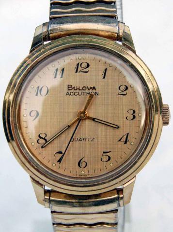 1978 Accutron Quartz Bulova watch