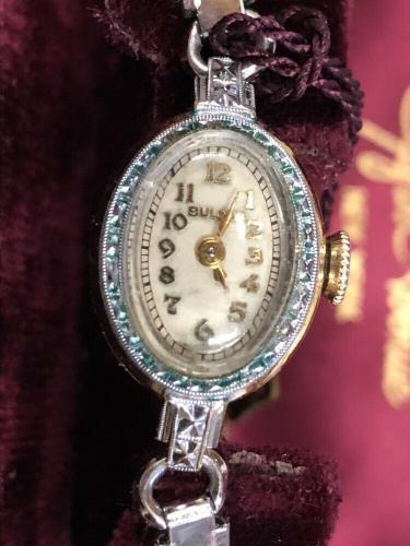 1951 Bulova Cleopatra watch