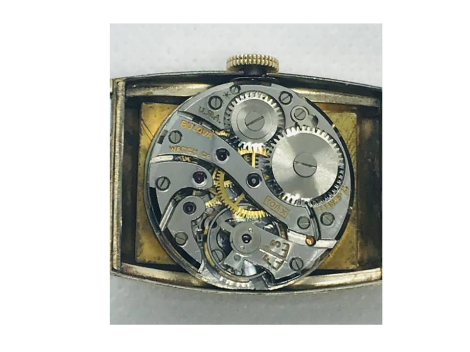 [commodore_1941-AX10 movement] Bulova watch