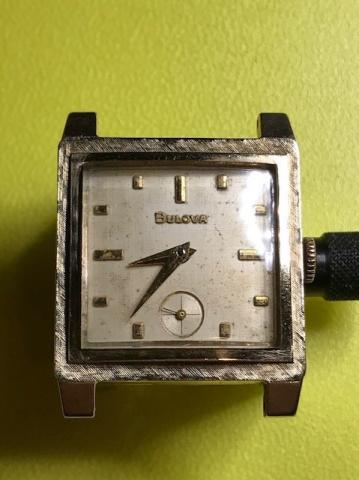 LUGS Bulova watch