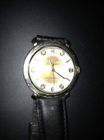 Bulova Beau Brummel watch