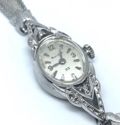 1964 Bulova La Petite watch