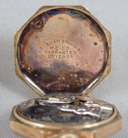 1917 Bulova watch