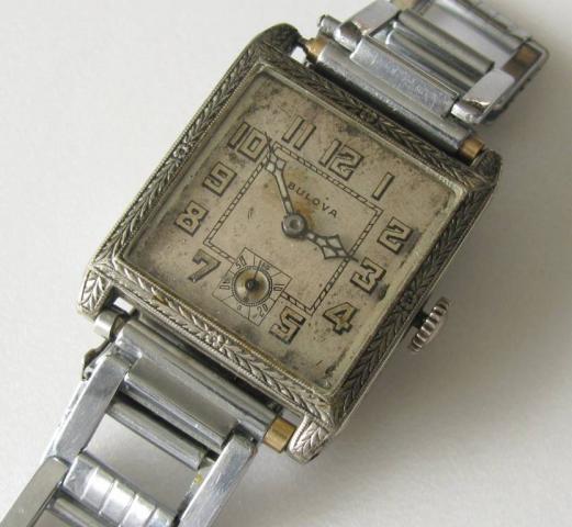 1925 Bulova Senator watch