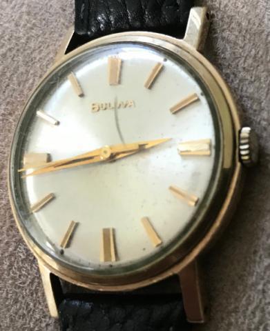 [1964] Bulova watch