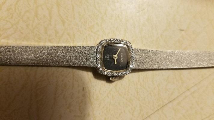 1973 Bulova Dior watch