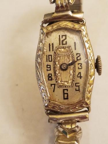 1925 Bulova 6724 watch