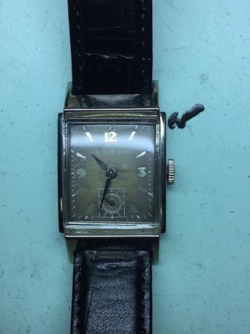 1946 Bulova Douglas watch