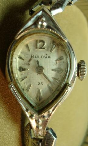 1972 Bulova First lady watch