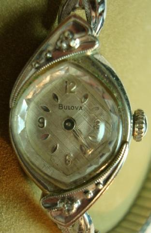 1969 Bulova First Lady watch