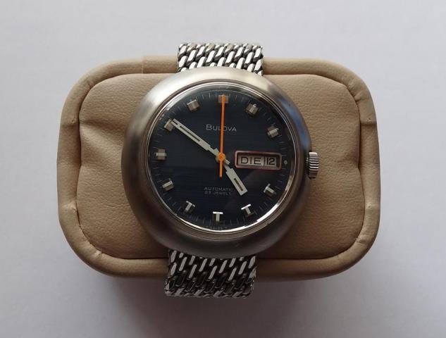 [1970] Bulova watch