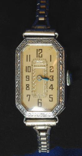 1930 Bulova Patricia watch