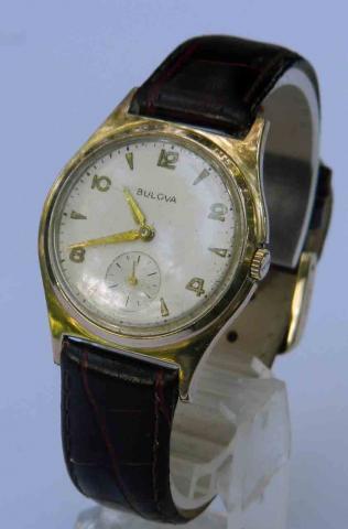 1959 Bulova Senator watch