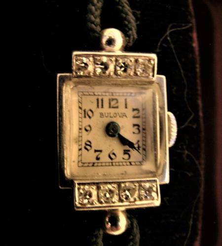 1944 Bulova Duchess watch