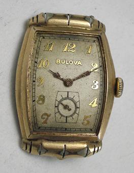 Bulova Newton watch