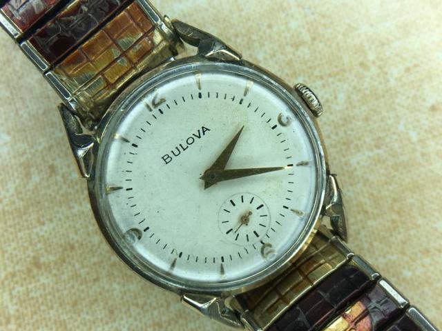 1953 Lenox Bulova watch