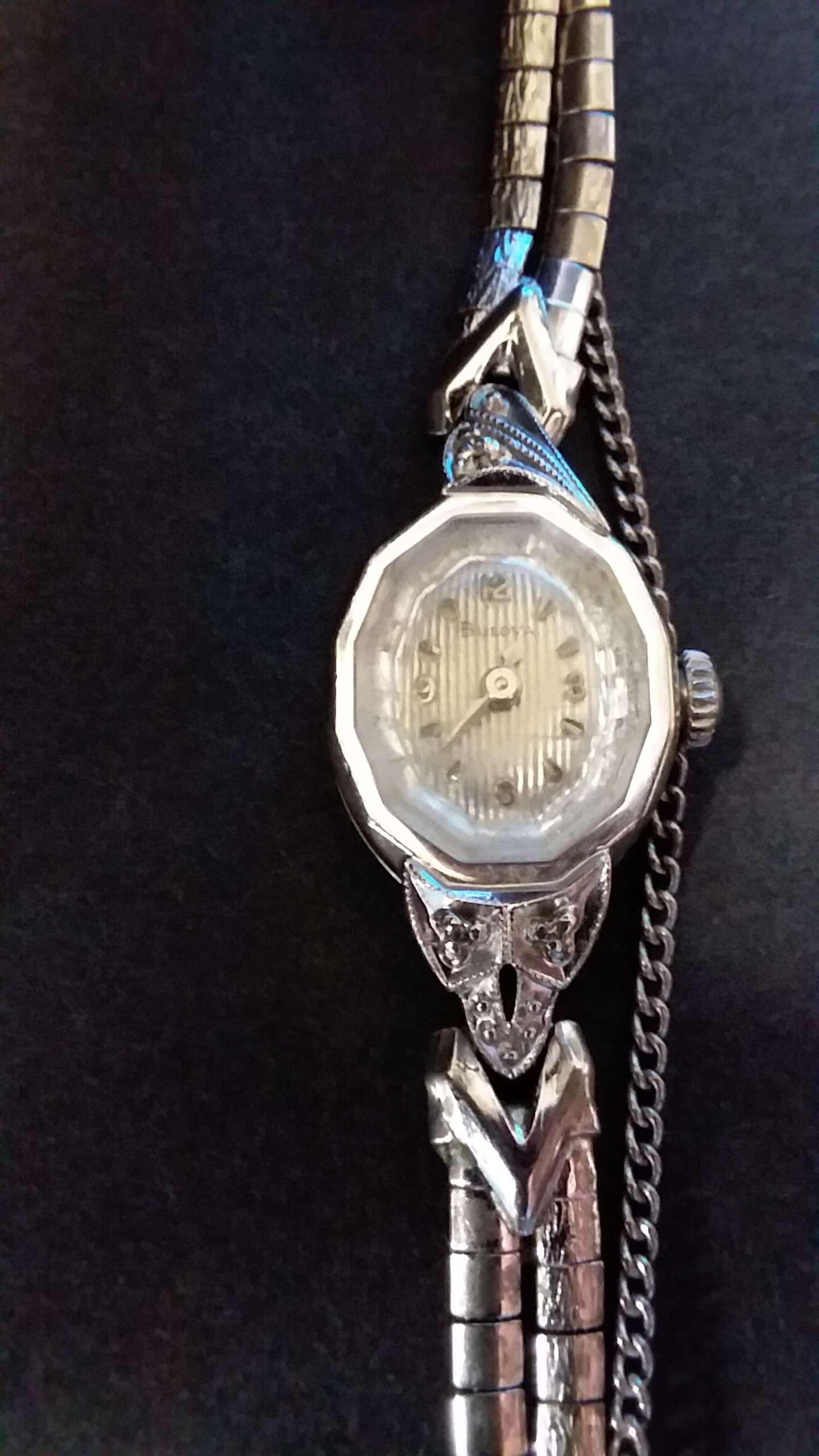 [1967] Bulova watch