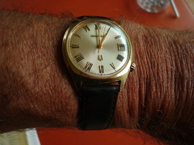1969 Bulova Accutron