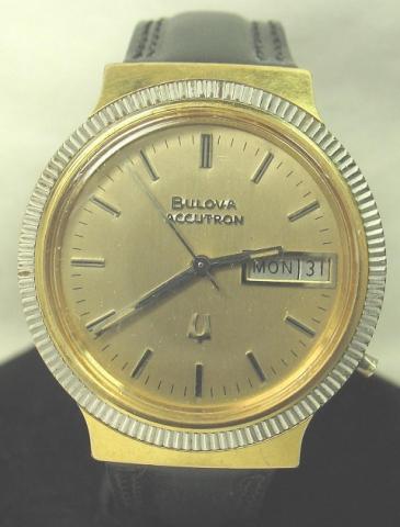 Bulova Accutron 2182