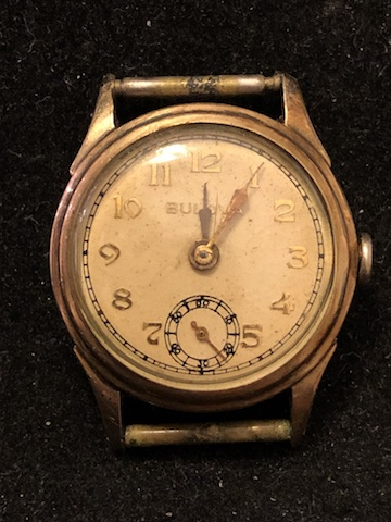 1942 Bulova Apollo watch