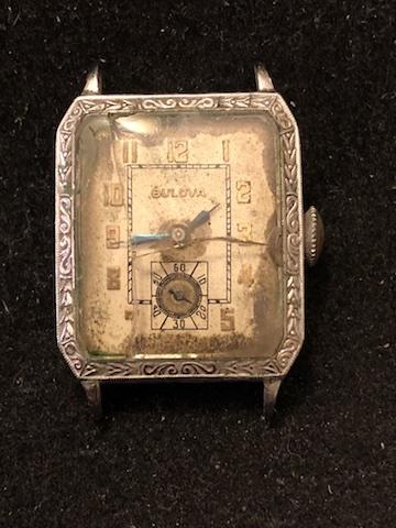 1929 Bulova Norman watch