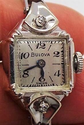 1947 Bulova Her Excellency U watch