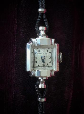 1948 Bulova Gloria watch