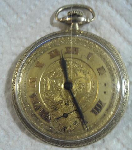 1920 Bulova Hudson Maxim watch