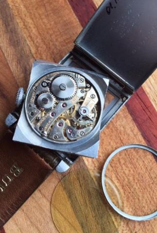 1929 Bulova watch