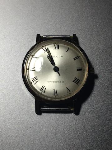 1969 Bulova Aqua Queen C watch