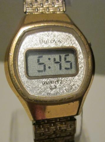 1977 Bulova watch