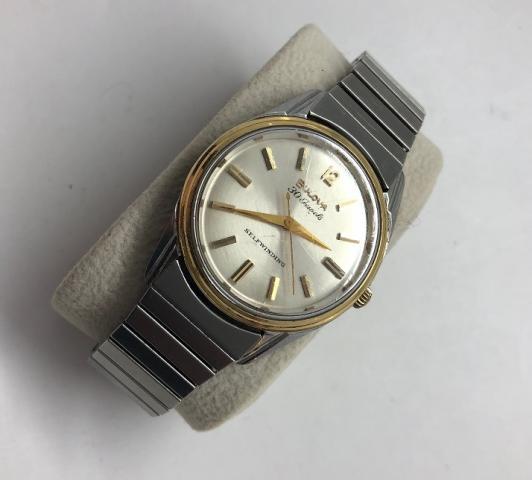 1963 Bulova 30 QW watch