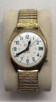 1969 Bulova Accutron Railroad watch